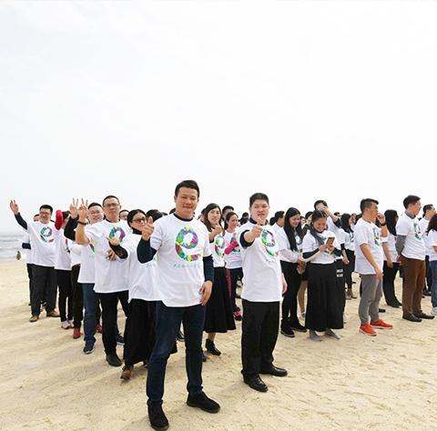 深圳网贸协会T恤定制
