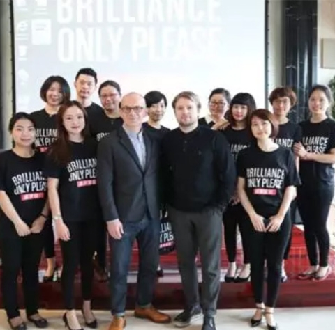 深圳广发银行团体活动T恤衫定制