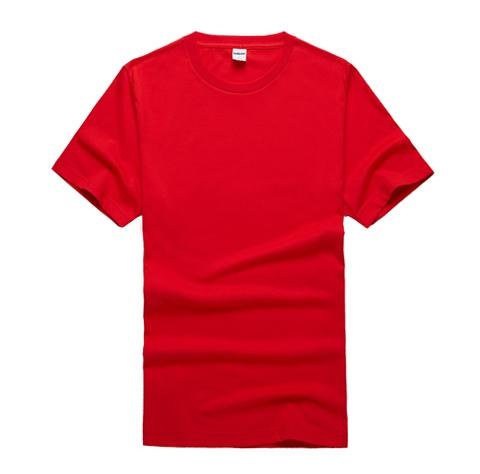 圆领T恤文化衫定制