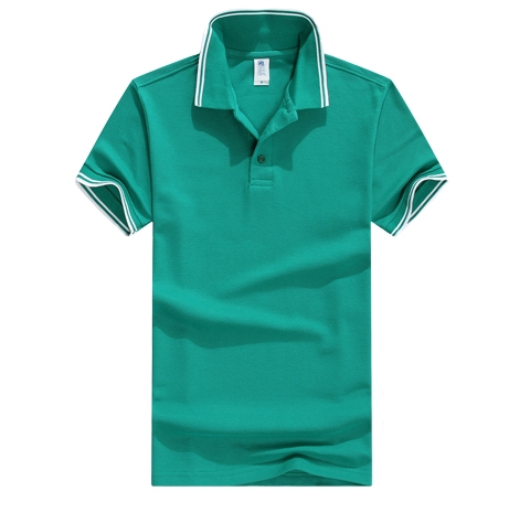 绿色小清新促销t恤