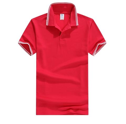 红色促销t恤