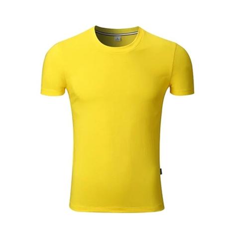 圆领T恤定制
