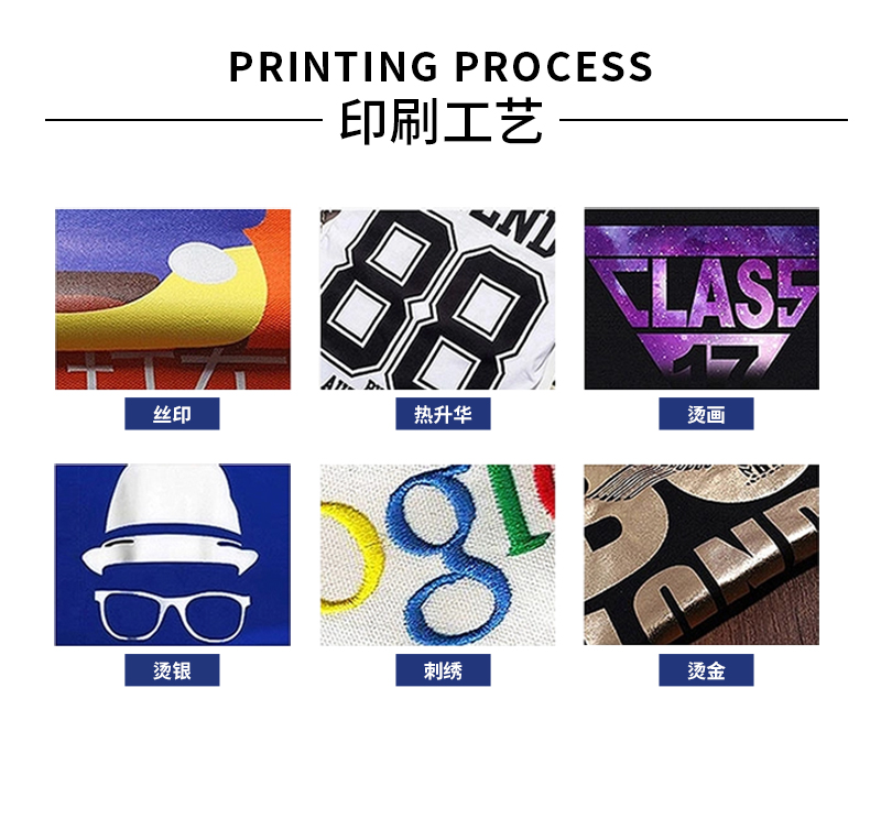 铜头士运动会速干T恤定制定制-印刷工艺
